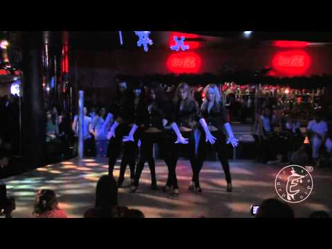 InnaShow go-go,Dance show