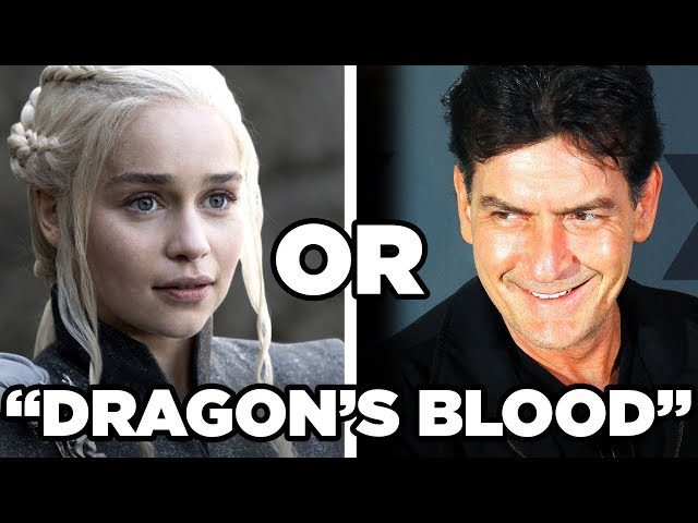 Did Charlie Sheen or a Queen Say This Crazy Thing? (GAME) thumbnail