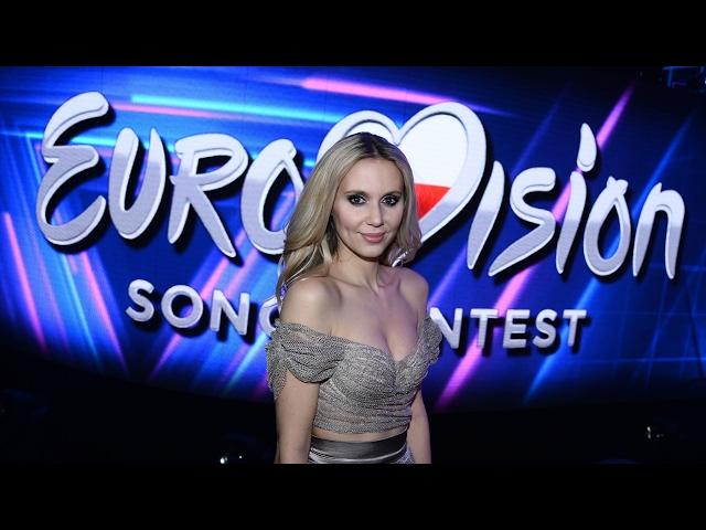 Kasia Moś tuż po ogłoszeniu wyników – Eurowizja 2017