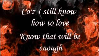 How to break a heart - Westlife (Lyrics)
