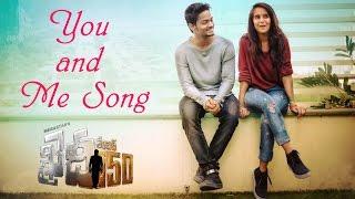You and Me Song From Khaidi No 150    Deepthi Sunaina & Shanmukh Jaswanth