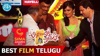 Attarintiki Daredi - Best Film Telugu Attarintiki Daredi@SIIMA 2014 Part 8