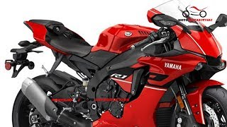 All New 2019 Yamaha YZF R1 | Details 2019 YZF R1 SuperBike 1000cc 4 cylinder | Supersport 2019