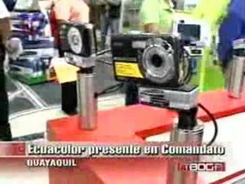 Ecuacolor en Comandato