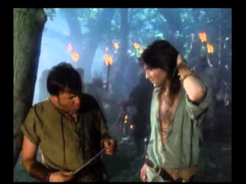 Robin of Sherwood - Robin Hood and all and sundry