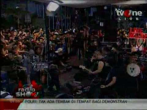 Power Meta Band- Timur Tragedi- Live At Radioshow 30 Maret 2012.flv video