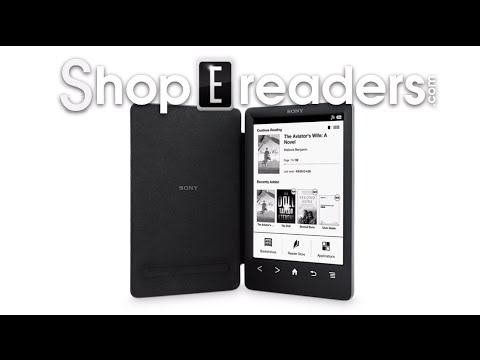 Sony PRS-T3 and PRS-T3S Discontinued, Shop e-readers has them in stock