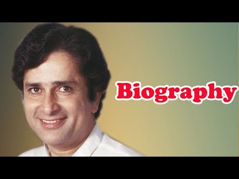 Shashi Kapoor - Biography