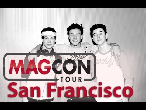 Magcon Tour 2014 San Francisco - Best of Nash Grier, Cameron Dallas, Matthew Espinosa, Shawn Mendes