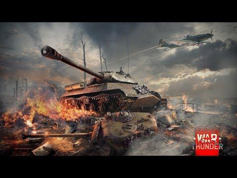 Как научится хорошо играть на танках в WarThunder (Урок 1) Т-34