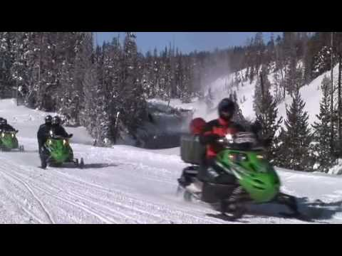 Jackson Hole Snowmobile Tours - Jackson Hole, WY