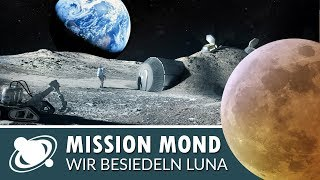 Kolonie auf dem Mond - Fast Forward Science (2018)