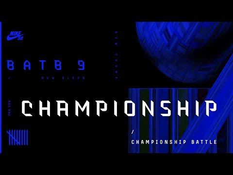 BATB9 | Diego Najera Vs Micky Papa - Championship Battle