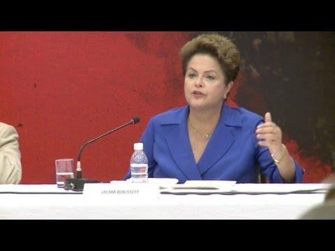 Brasil: Dilma refuerza equipo económico