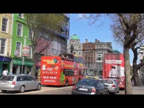 Walking Around Dublin's Fair City - Important Tourist Sights