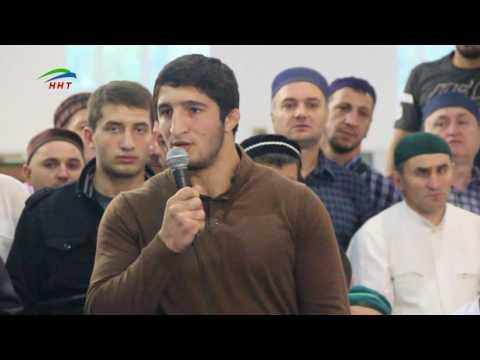 Абдулрашид Садулаев о религии и спорте