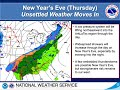 NWS Atlanta Weekly Weather Briefing for December 29, 2020