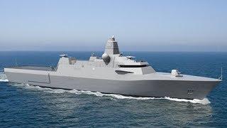 Việt Nam sẽ tự đóng chiến hạm 4000 tấn
