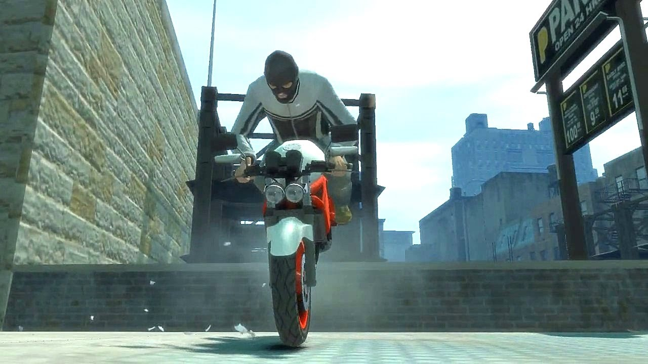 Bike Tricks Gta 5 GTA AMAZING Bike Stunts