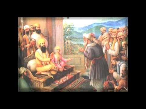 Gurbani   Dukh Bhanjani Sahib   Bhai Manjit Singh Ji