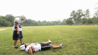 How to Prevent a Football Head Injury