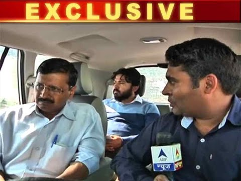 EXCLUSIVE: Arvind Kejriwal answering every question on ABP SANJHA