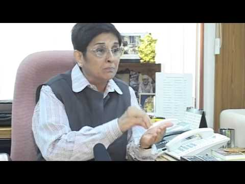 Inspirational Interview! Super motivational interview featuring Kiran Bedi. Carve Your Destiny!