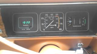 AMC Eagle Cold Start - 2150 Motorcraft - Issue