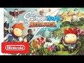Scribblenauts Mega Pack - Launch Trailer - Nintendo Switch