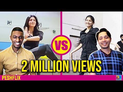 Premam Dance Scene Reaction | Sai Pallavi vs Shruti Haasan | PESHFlix Entertainment