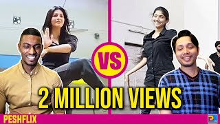 Premam Dance Scene Reaction | Sai Pallavi vs Shruti Haasan | PESHFlix Entertainment