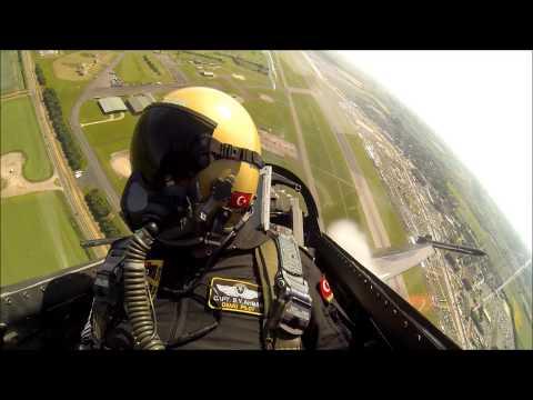 Solo Turk 2013 Display, RAF Waddington International Airshow