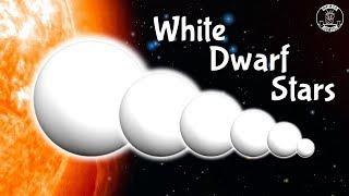 What Are White Dwarf Stars?