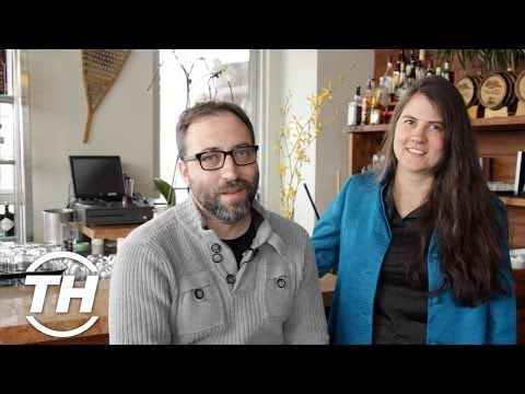 Trevor Mahovsky and Rhonda Weppler: Glenfiddich s Canadian Artists in Residence