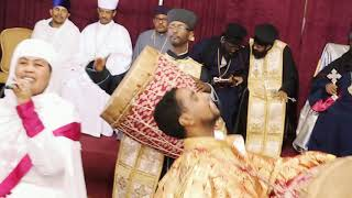 Ethiopan Ortodox Tewahido Timket  las vegas  January 16, 2019