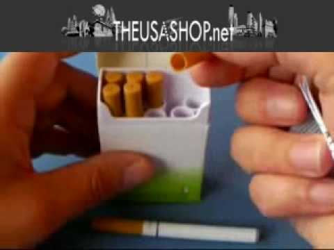 Health Cigarette - Electronic Cigarette/ Cigarrillo Electrónico