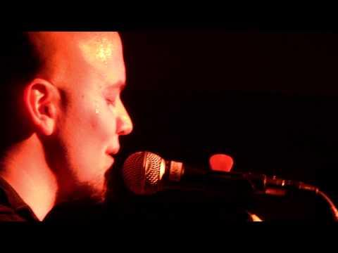 Jordan Page at Rams Head OnStage - Hallelujah (Jeff Buckley Cover)