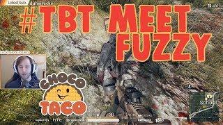 #TBT Remember When chocoTaco Made a New Friend? - PUBG Game Recap
