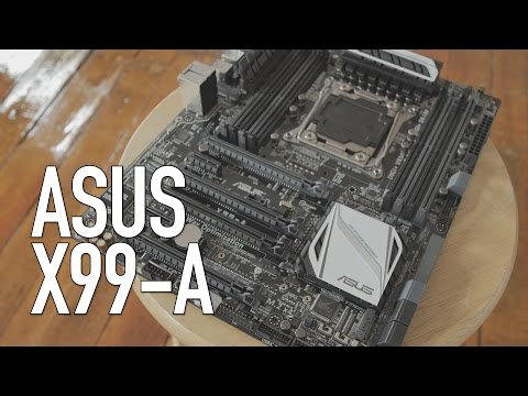 ASUS X99-A Motherboard Overview With JJ