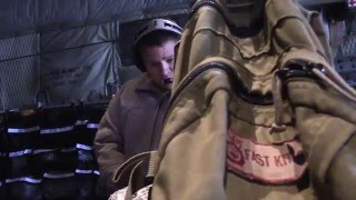 908th Airlift Wing and 379th EAES preform Aeromedical Evacuation