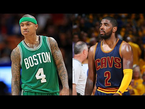 Kyrie Irving Better Than Isaiah Thomas! Broken Trades, Broken Hips | NBA 2k17 Stream with JReign