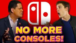 Should Nintendo STOP Making Consoles? - DeadLock (ft. Reggie from Nintendo)