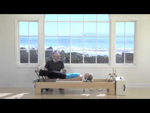 Brent Anderson Pilates Reformer for Healthy Spine