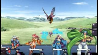 RPG Maker VX Ace Battle System 4 - LnX11 + ATB
