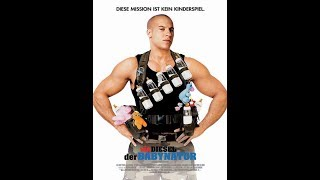 The Pacifier (2005) -  Vin Diesel, Brittany Snow, Max Thieriot