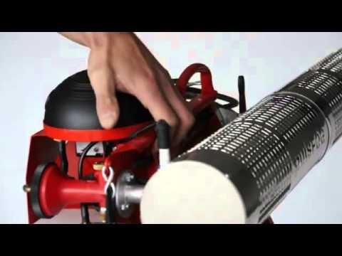 Cómo operar un Termonebulizador pulsFOG