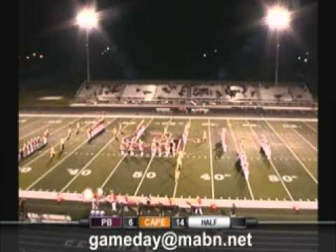 Cape Central vs Poplar Bluff (SEMO North Football - 10/7/2011)