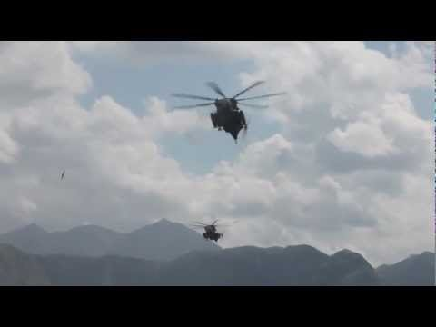US Marines and Philippine Marines Conduct Live-Fire Helicopter Raid in the Philippines - Training