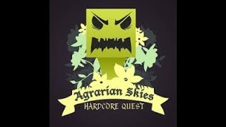 Minecraft Agrarian Skies (Modded) With Friends! Come Relax with us!