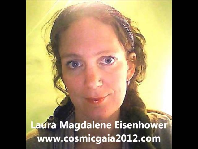 EMBRACING WHAT IS REAL: with Laura Magdalene Eisenhower - Host Helane Lipson